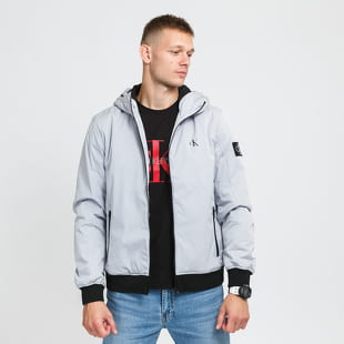 CALVIN KLEIN JEANS Hooded Padded Jacket