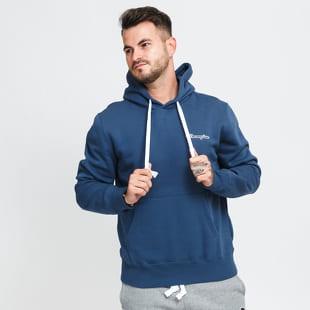 Champion Organic Cotton Left Chest Logo Hooded Sweatshirt