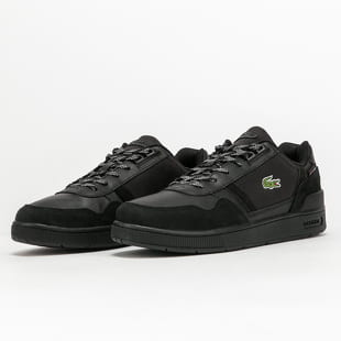 LACOSTE T-Clip Leather / Canvas