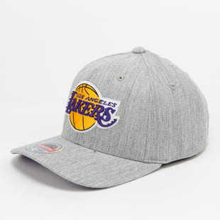 Mitchell & Ness NBA Team Heather Stretch Snapback LA Lakers