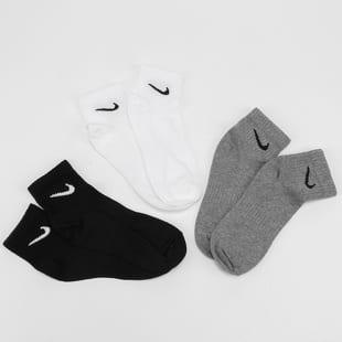Nike U NK Everyday Cash Ankl 3Pack 132