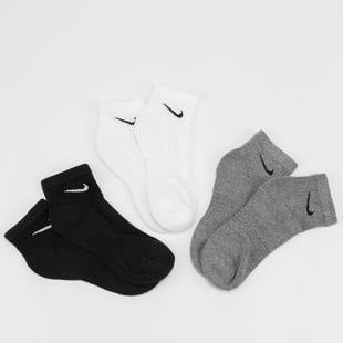 Nike U NK Everyday Lightweight Ankle 3 Pack