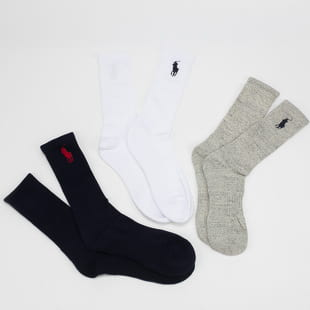Polo Ralph Lauren 3Pack Classic Sport Socks