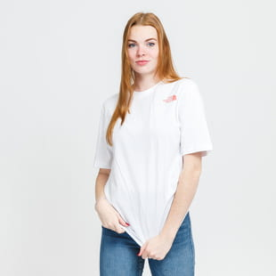 The North Face W BF Red Box Tee