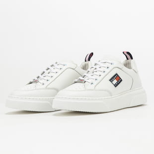 TOMMY JEANS Elevated Leather Cupsole