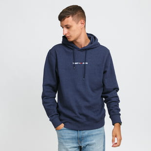 TOMMY JEANS M Straight Logo Hoodie