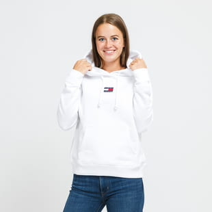TOMMY JEANS W Tommy Center Badge Hoodie