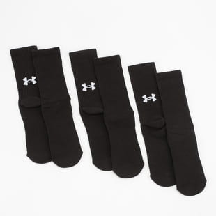 Under Armour 3Pack Core Crew Socks