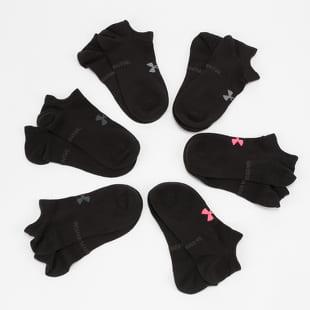 Under Armour Women's 6Pack Essential Socks