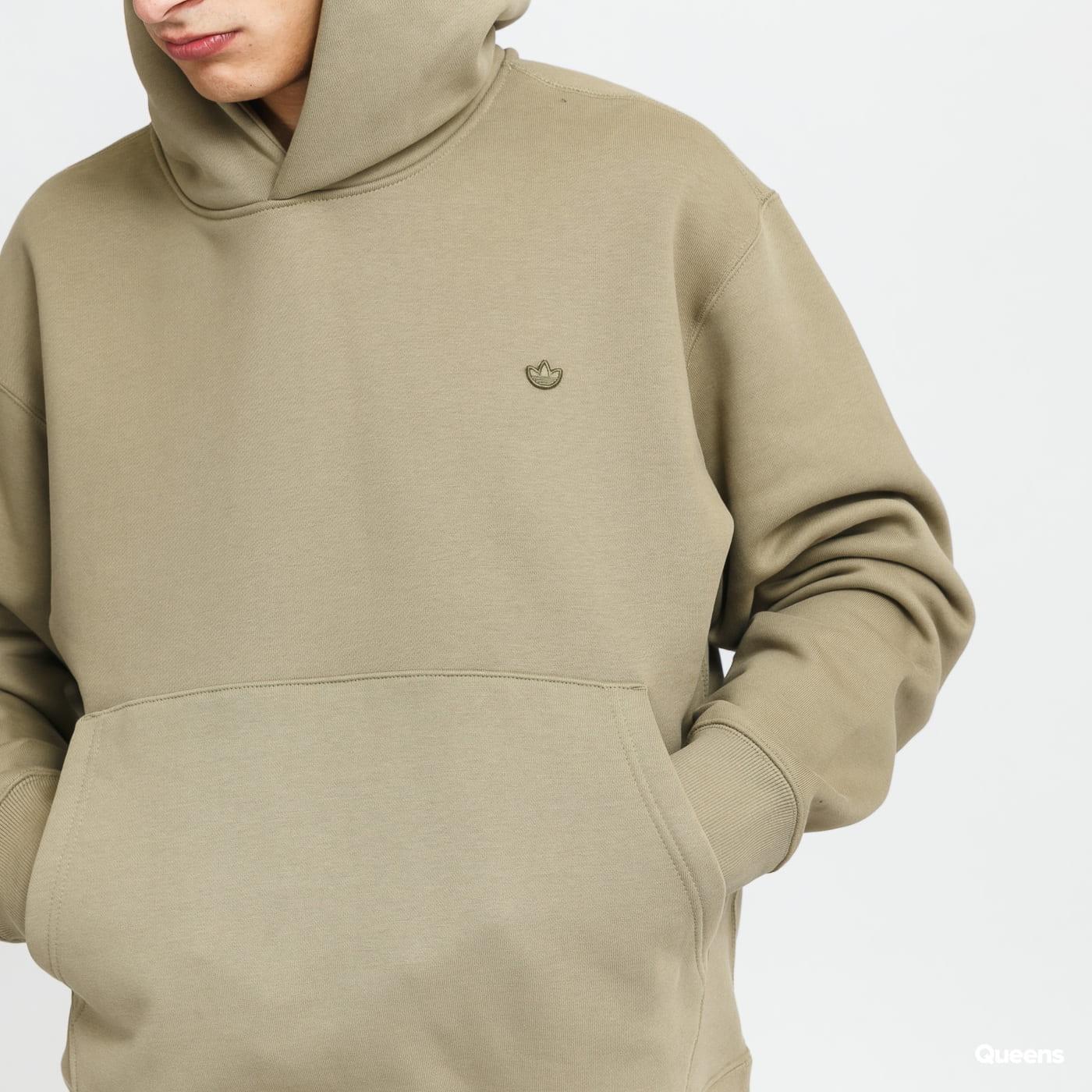 adidas Originals C Hoody olivová