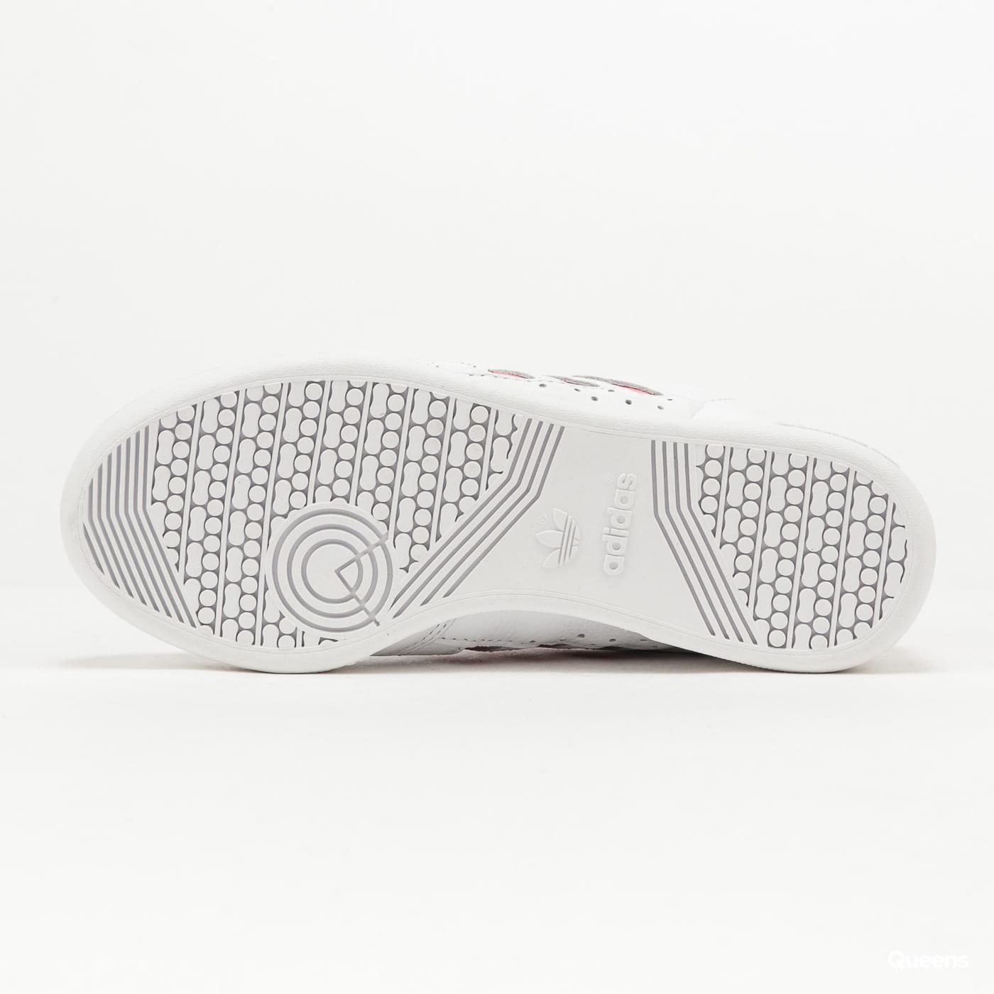 adidas Originals Continental 80 Stripes W ftwwht / roston / viccri