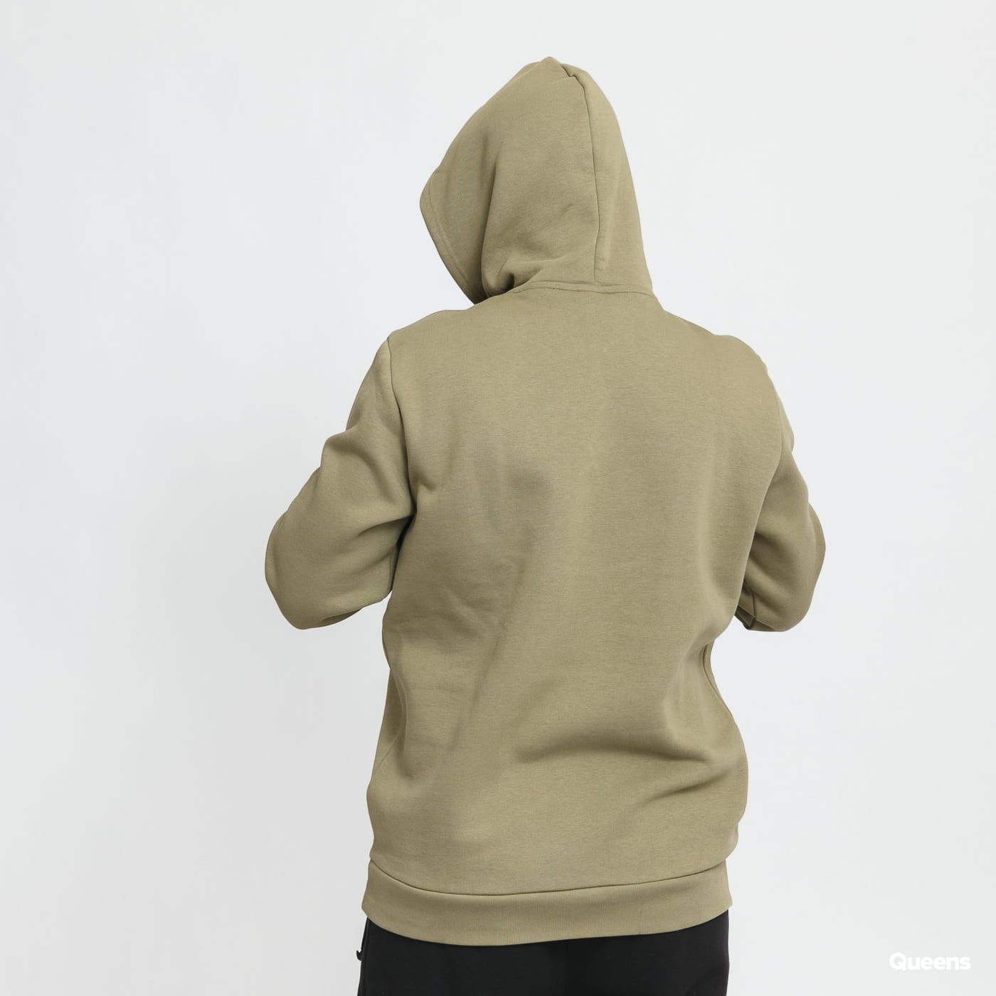 adidas Originals Essential Hoody olivová