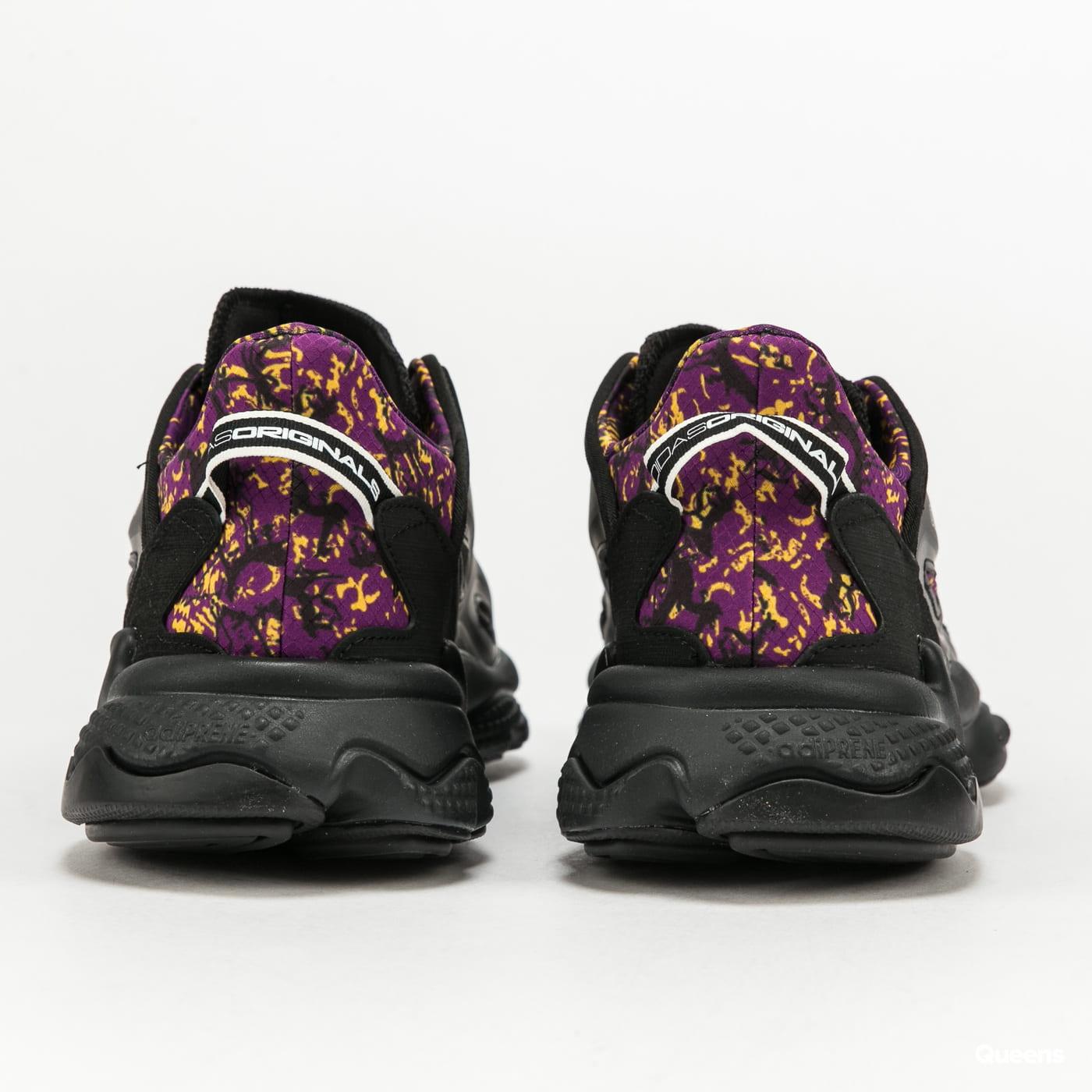 adidas Originals Ozweego Celox cblack / cblack / gloprp