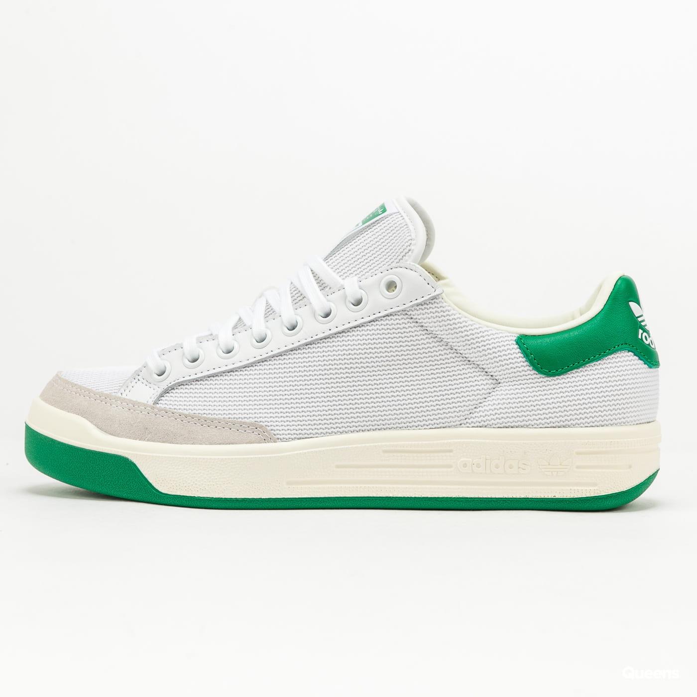 adidas Originals Rod Laver ftwwht / green / owhite
