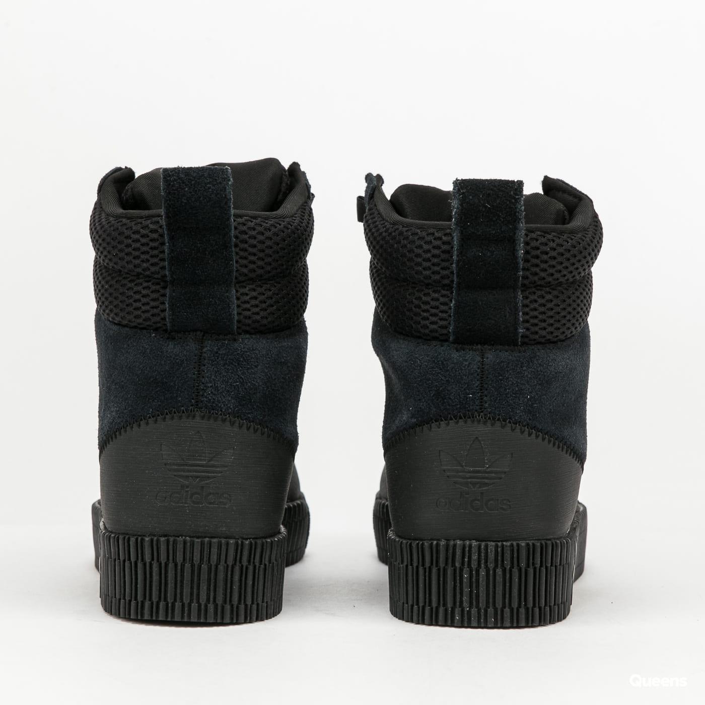 adidas Originals Samba Boot W cblack / cblack / cblack