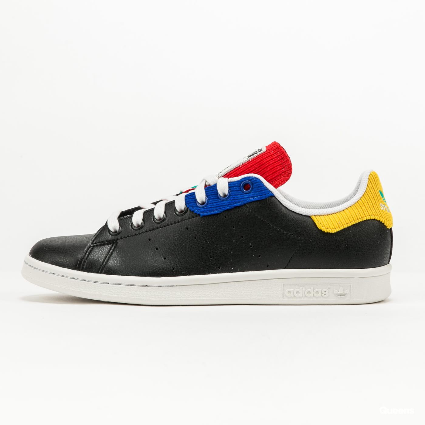 adidas Originals Stan Smith cblack / crywht / royblu