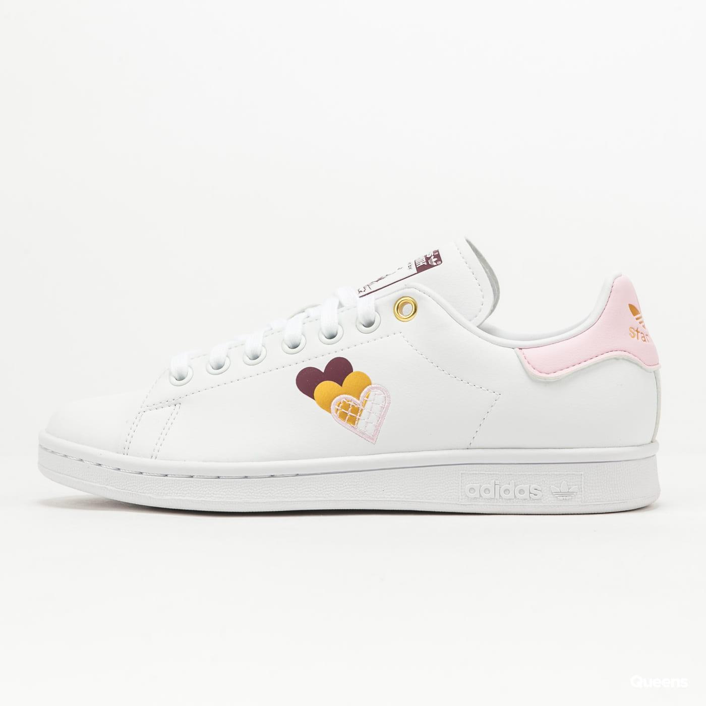adidas Originals Stan Smith W ftwwht / clpink / viccri
