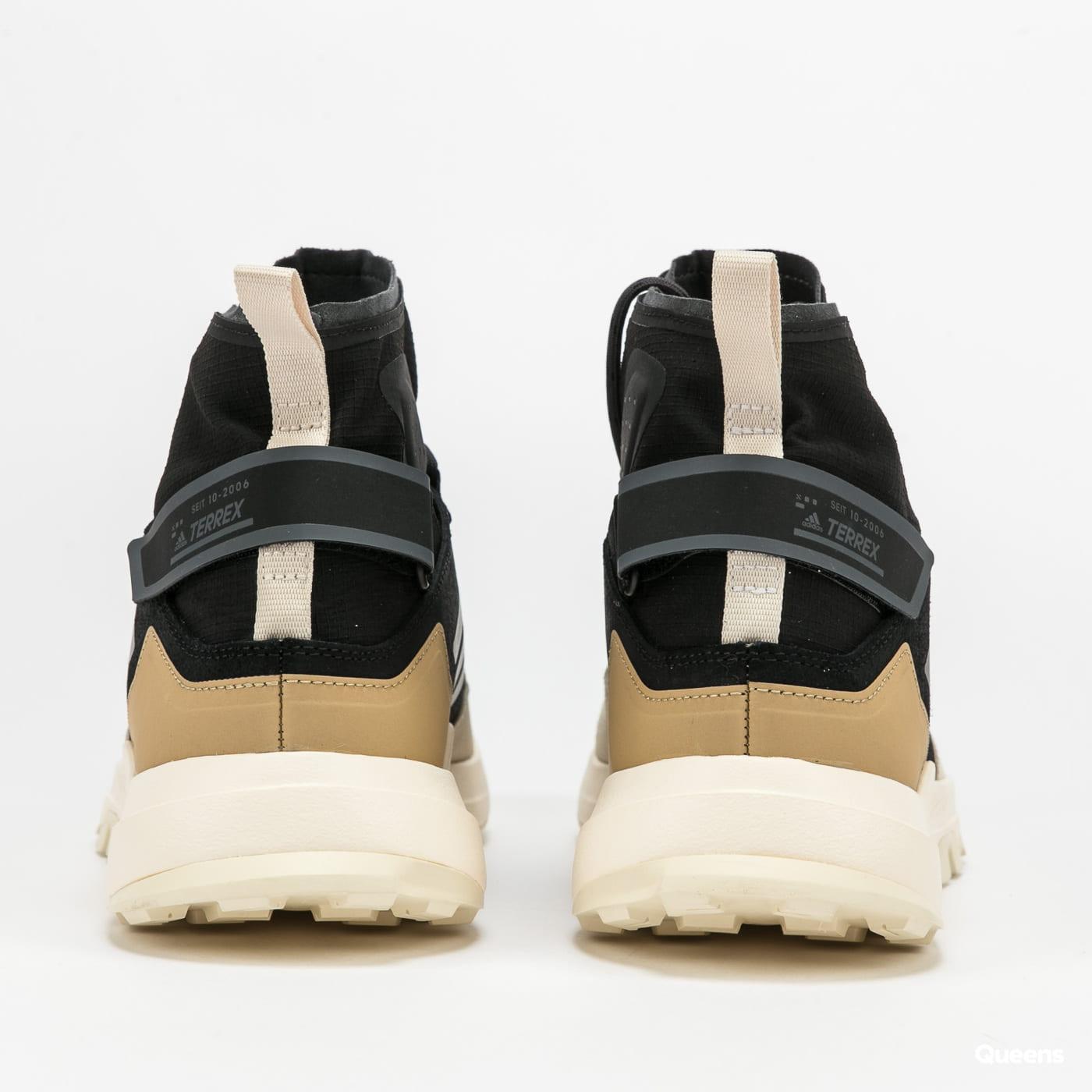 adidas Performance Terrex Hikster Mid Cblack / gresix / wonwhi