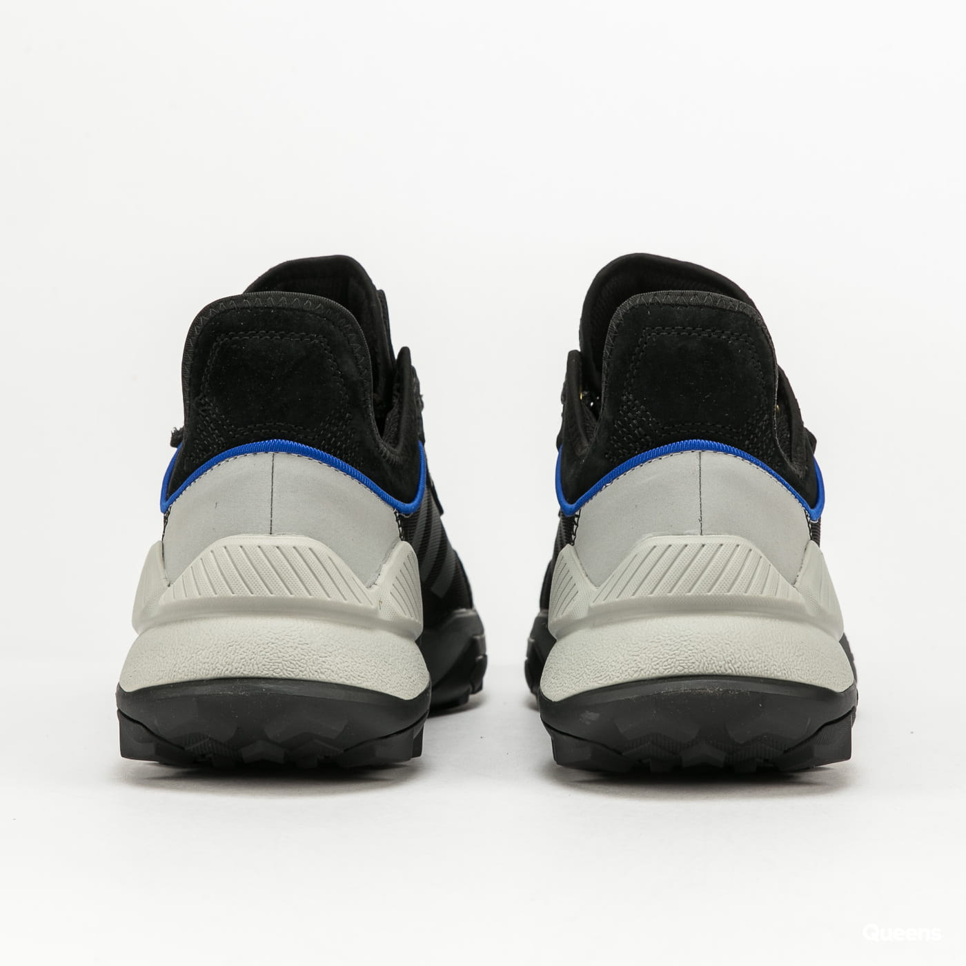 adidas Performance Terrex Hyperblue core black / grey six / grey two