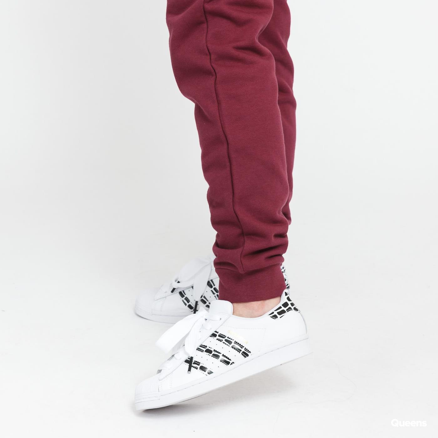 adidas Originals Track Pant vínové