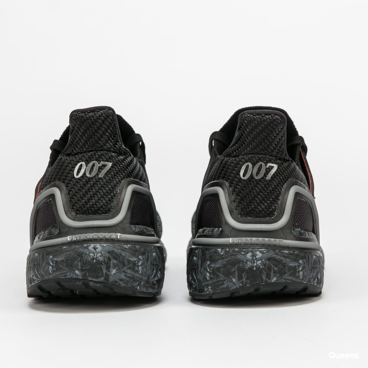adidas Performance Ultraboost 20 X James Bond cblack / cblack / iron metallic