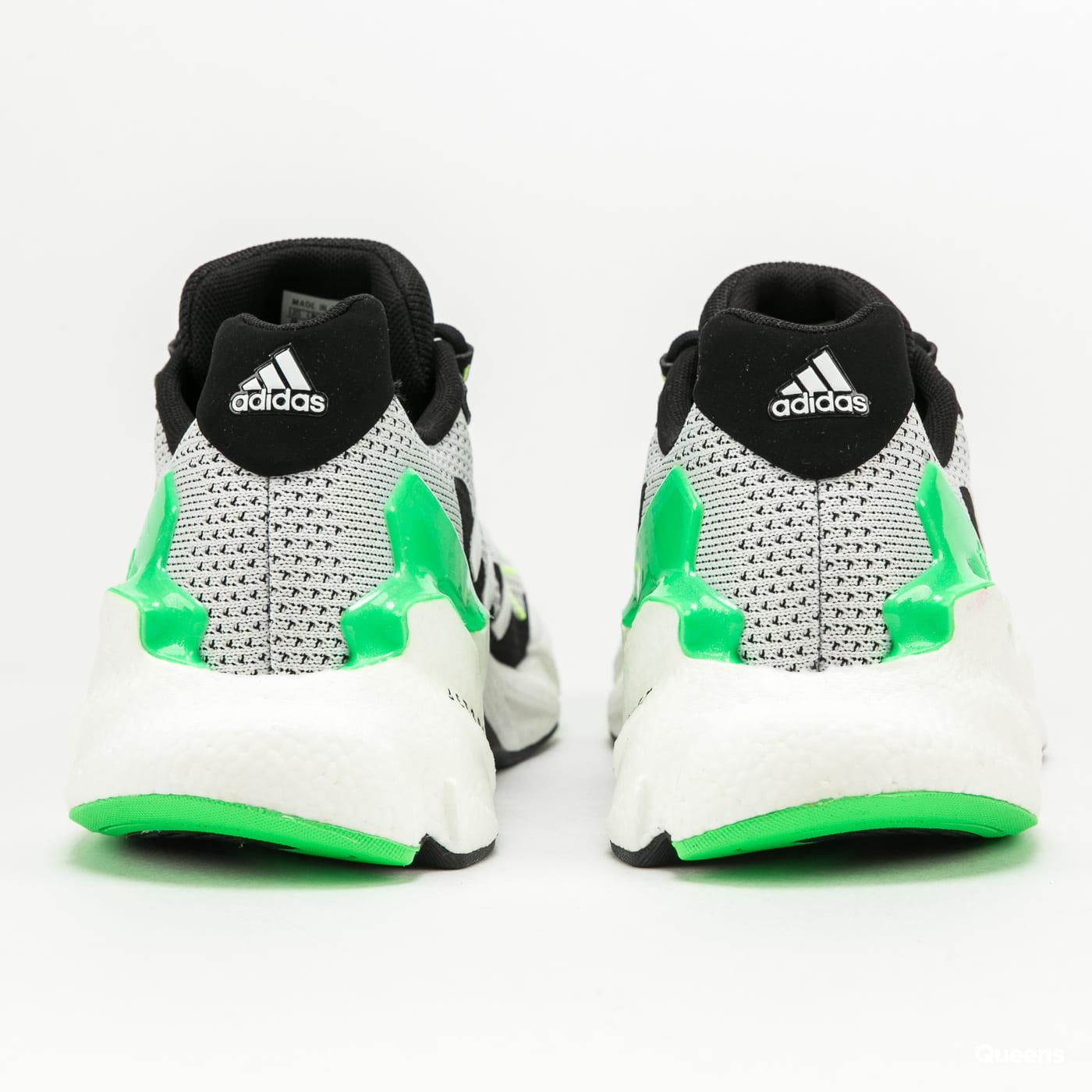 adidas Originals X9000L4 M crywht / ftwwht / scrgrn