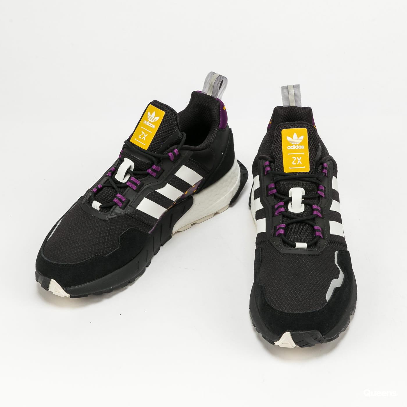adidas Originals ZX 1K Boost - Seasonality core black / cloud white / glory purple