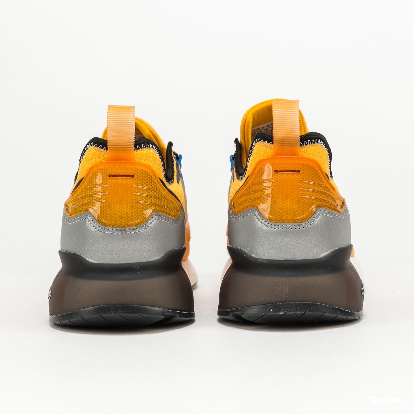 adidas Originals ZX 2K Boost sesogo / silvmt / cblack