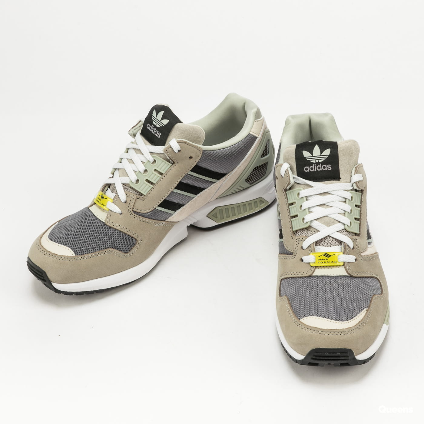 adidas Originals ZX 8000 feagry / cblack / alumin