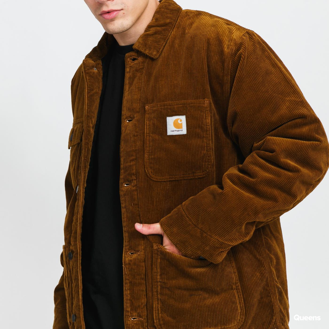Carhartt WIP Michigan Coat brown
