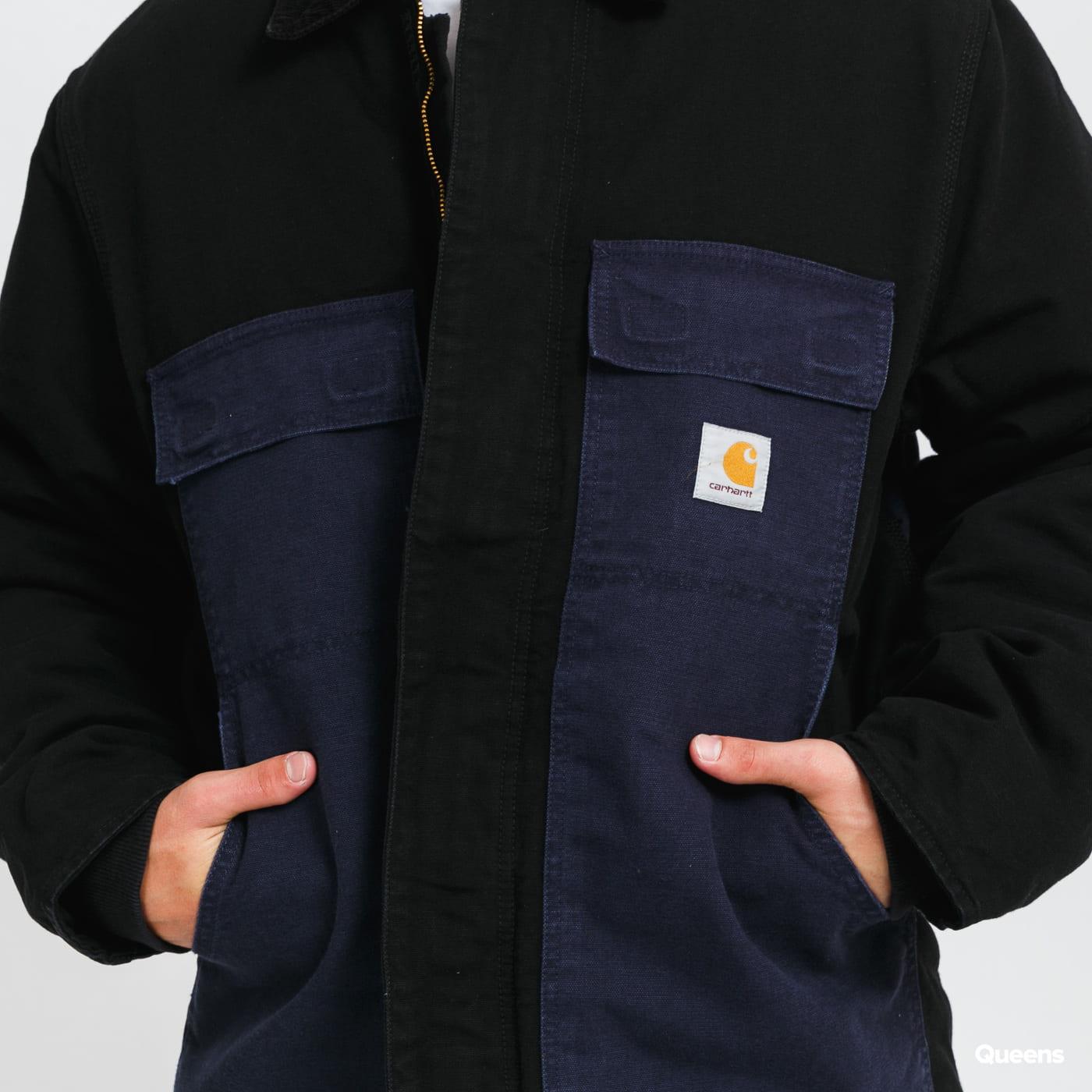 Carhartt WIP OG Arctic Coat black / navy