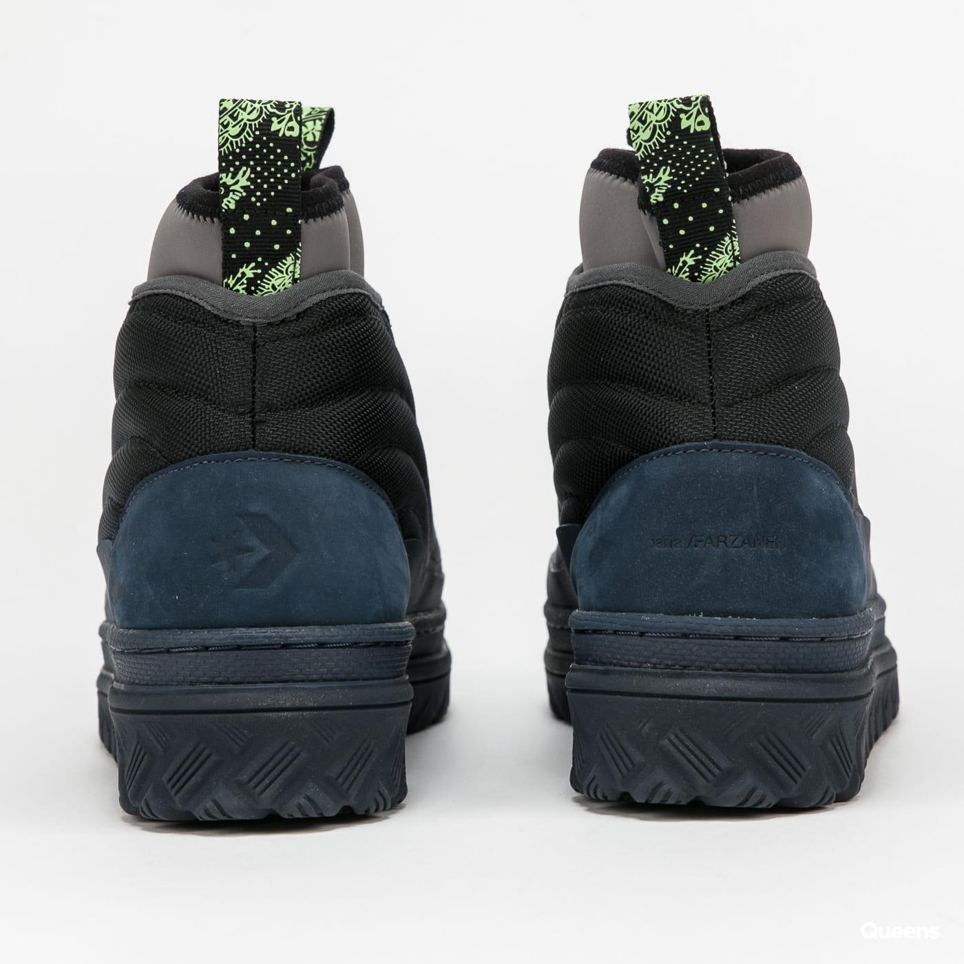 Converse Pro Leather X2 Trek Hi asphalt / outer space / black