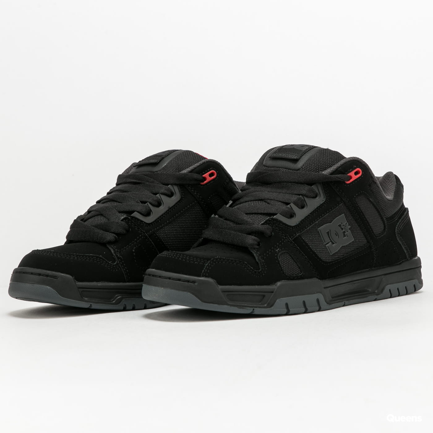 DC Stag black / grey / red