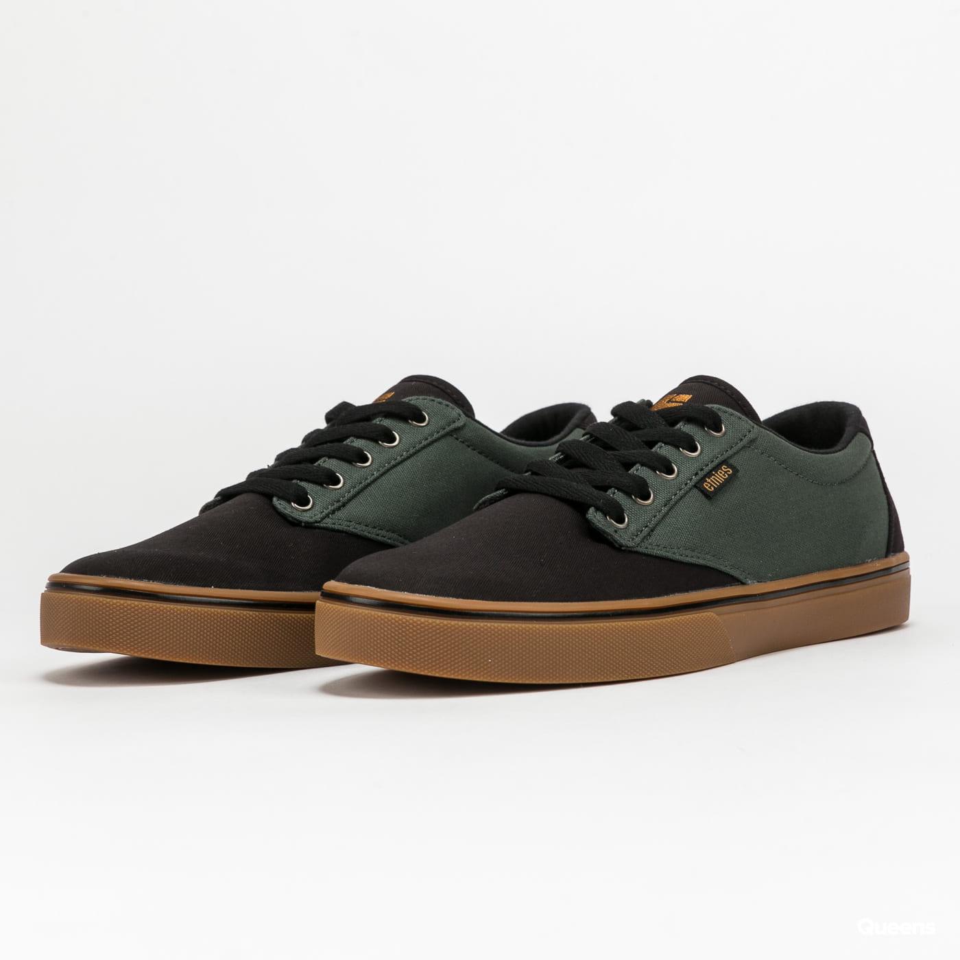 etnies Fuerte black / green / gum