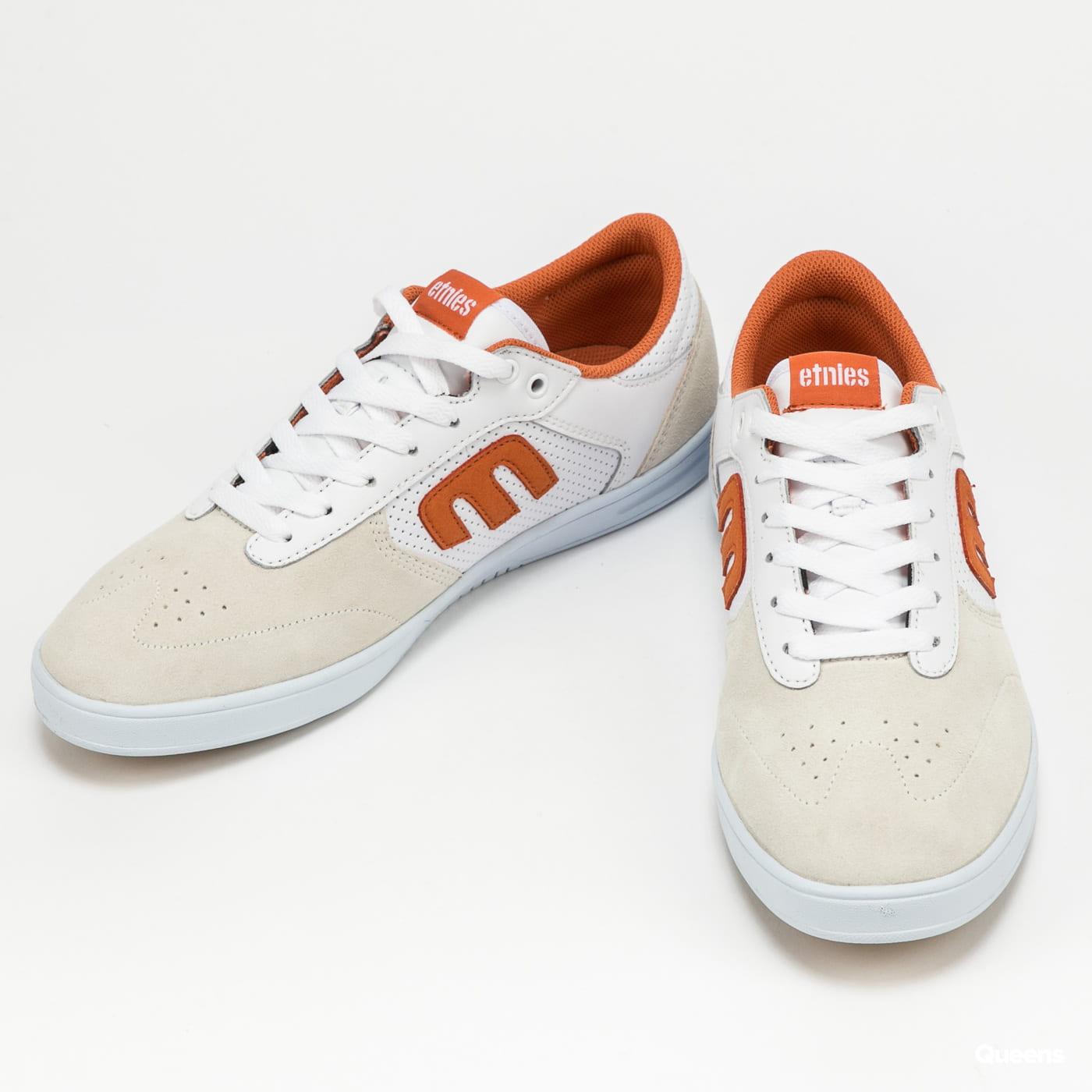 etnies Windrow white / orange