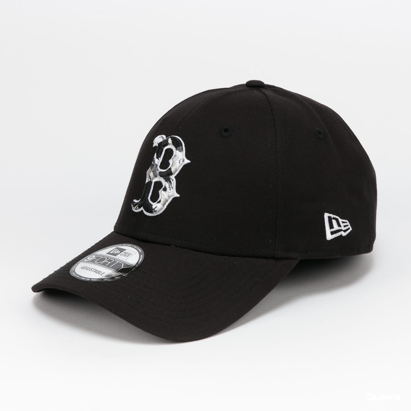 New Era 940 MLB Camo Infill B černá