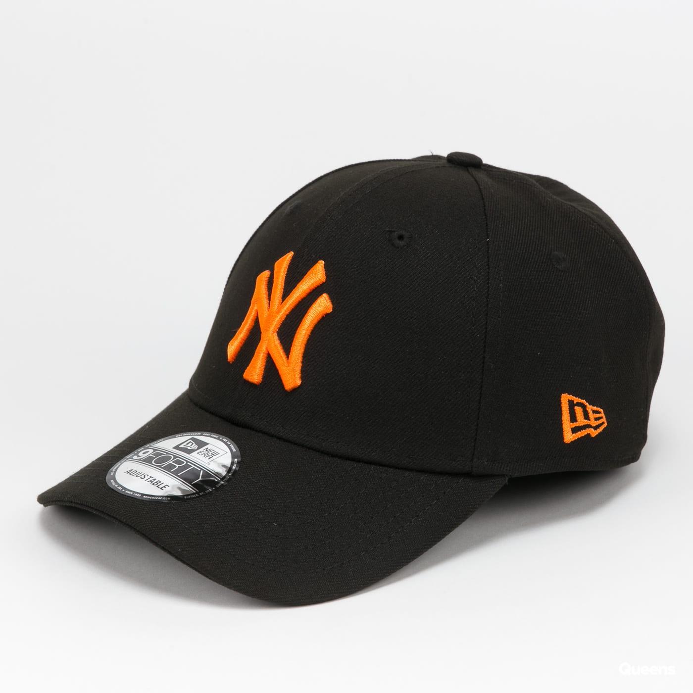 New Era 940 MLB Pop Logo NY černá