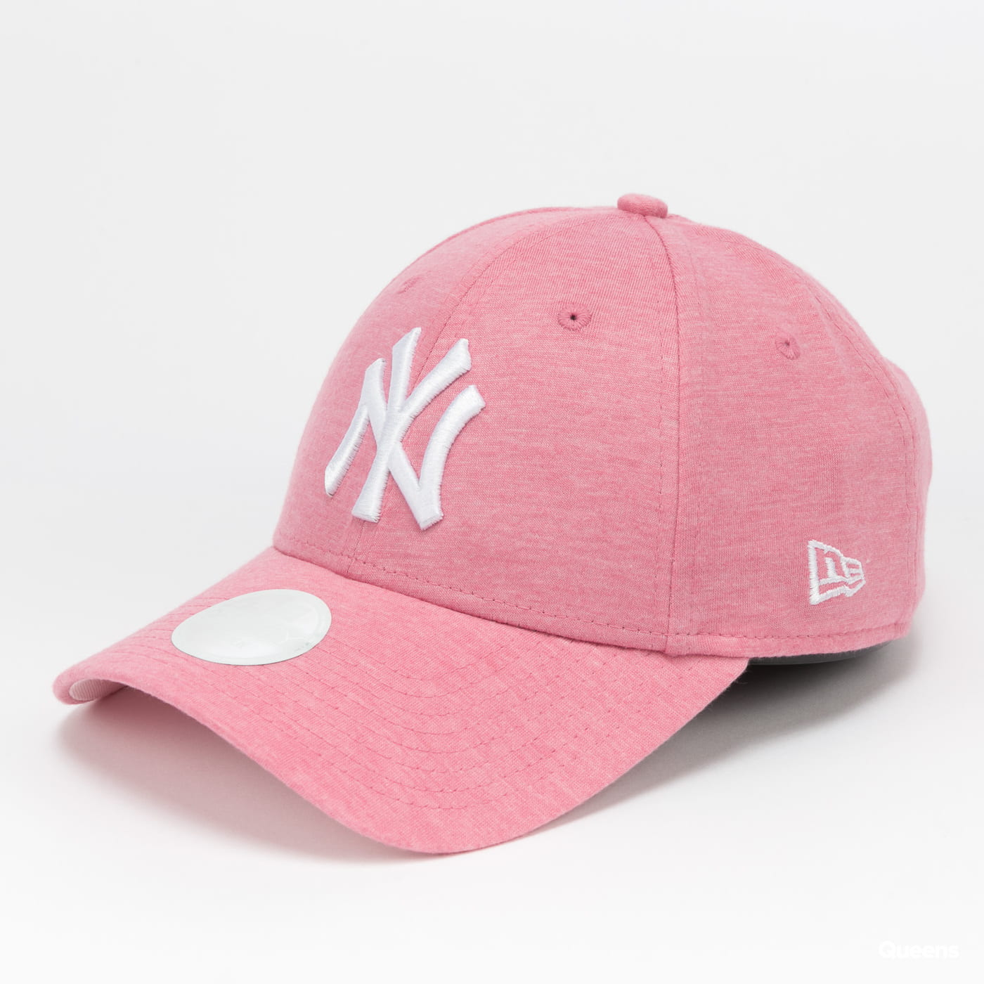 New Era 940W MLB Jersey NY melange růžová / světle růžová