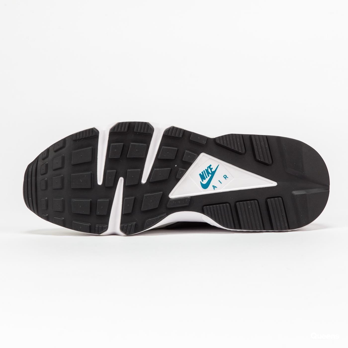 Nike Air Huarache white / aquatone - deep magenta