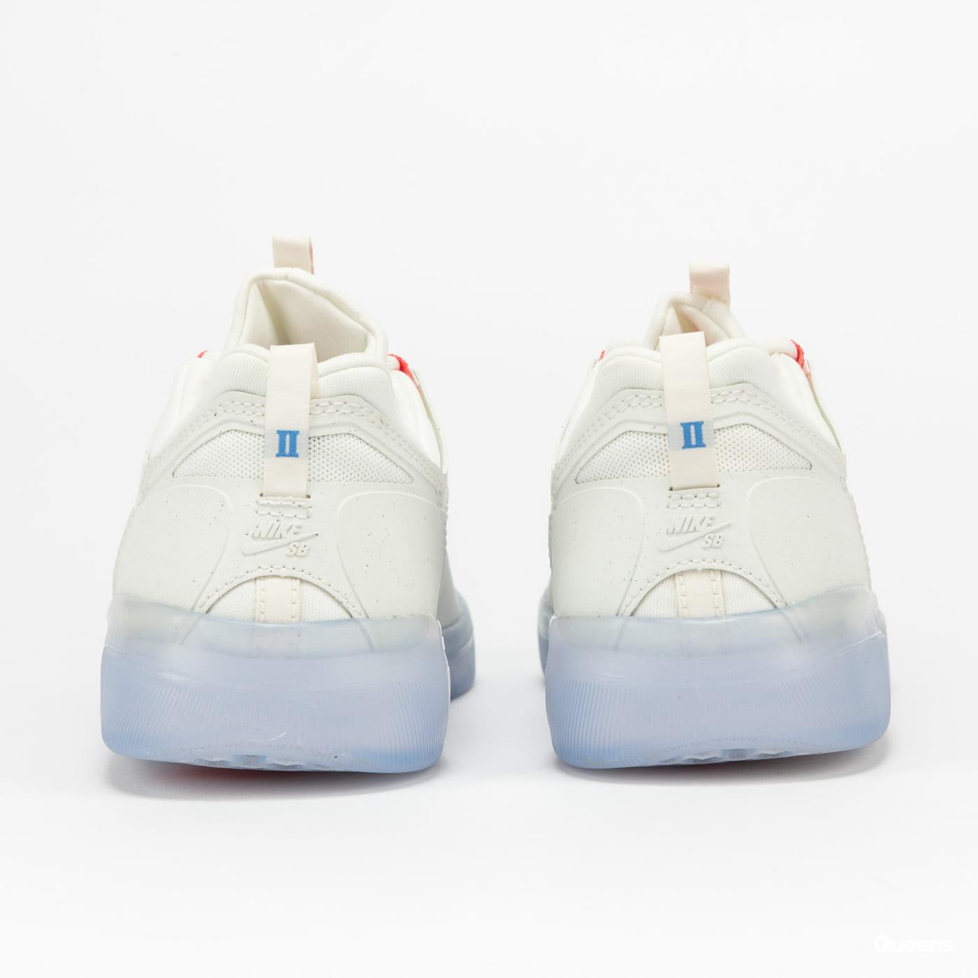 Nike SB Nyjah Free 2 summit white / coast - pink salt