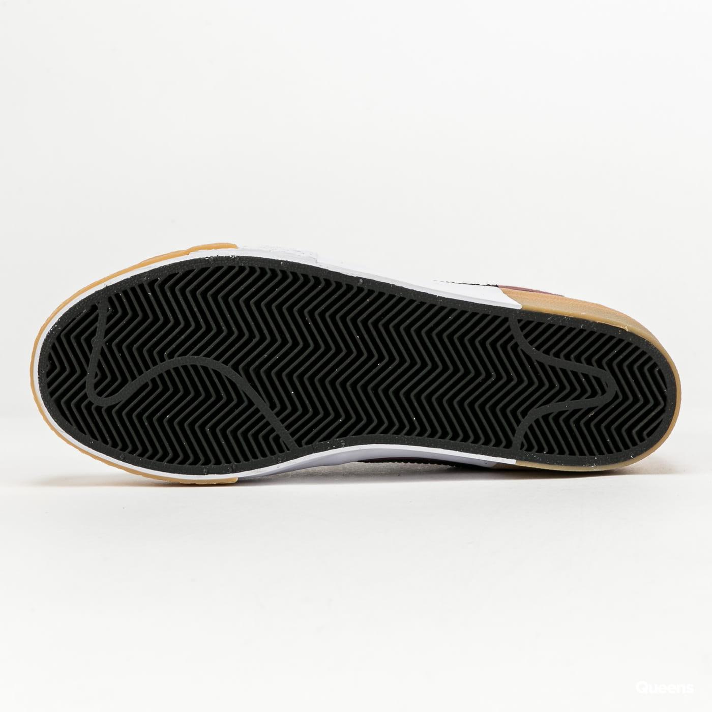 Nike SB Zoom Blazer Mid Premium dark wine / black - ink oxford