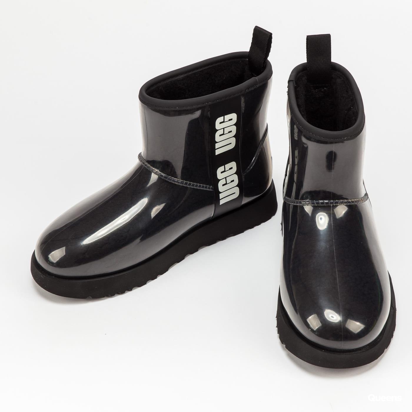 UGG W Classic Clear Mini black