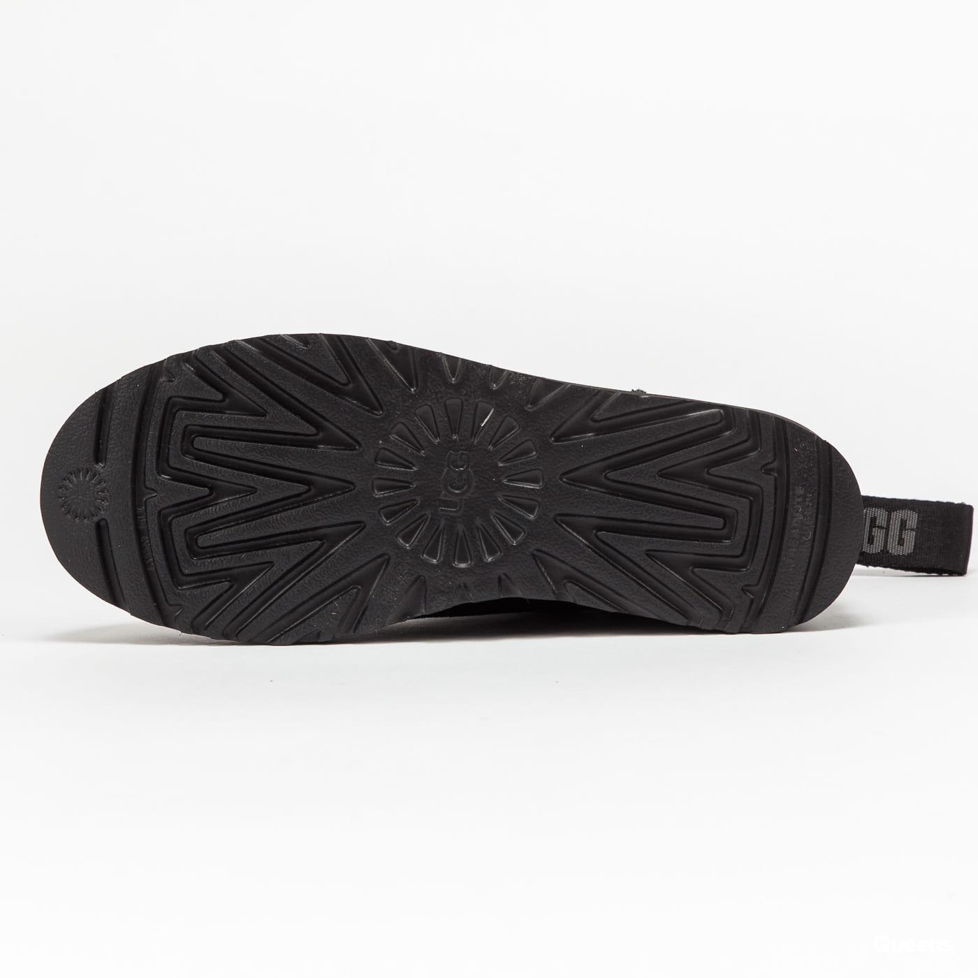 UGG W Classic Mini Logo Zip black