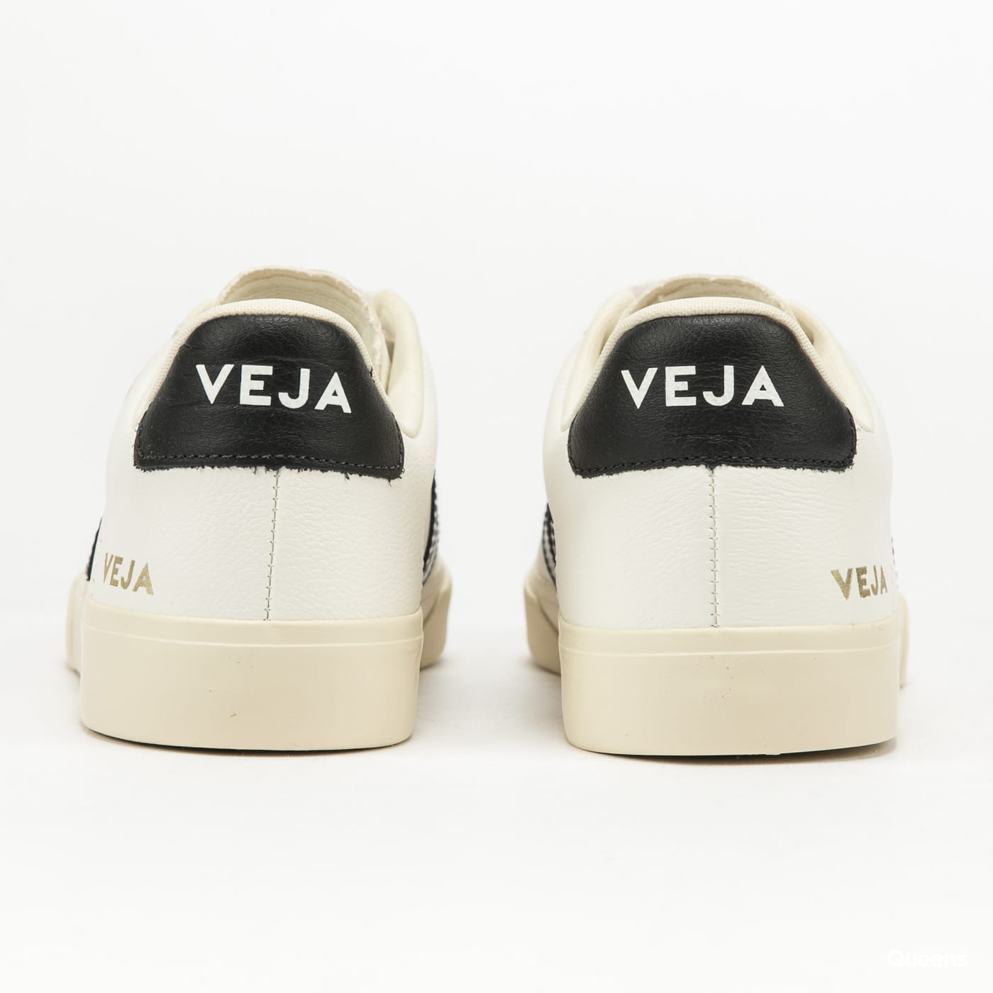 VEJA Recife Logo Chromefree extra-white_black