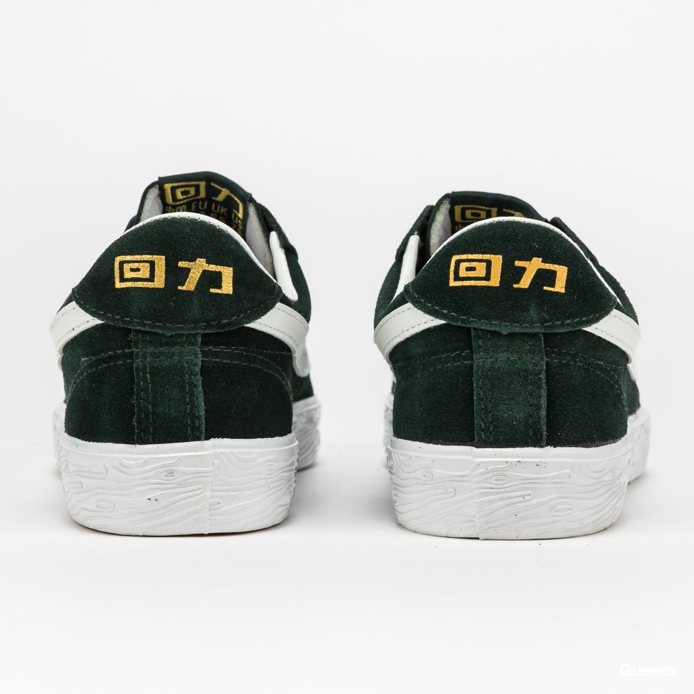 Warrior Shanghai Dime green / white