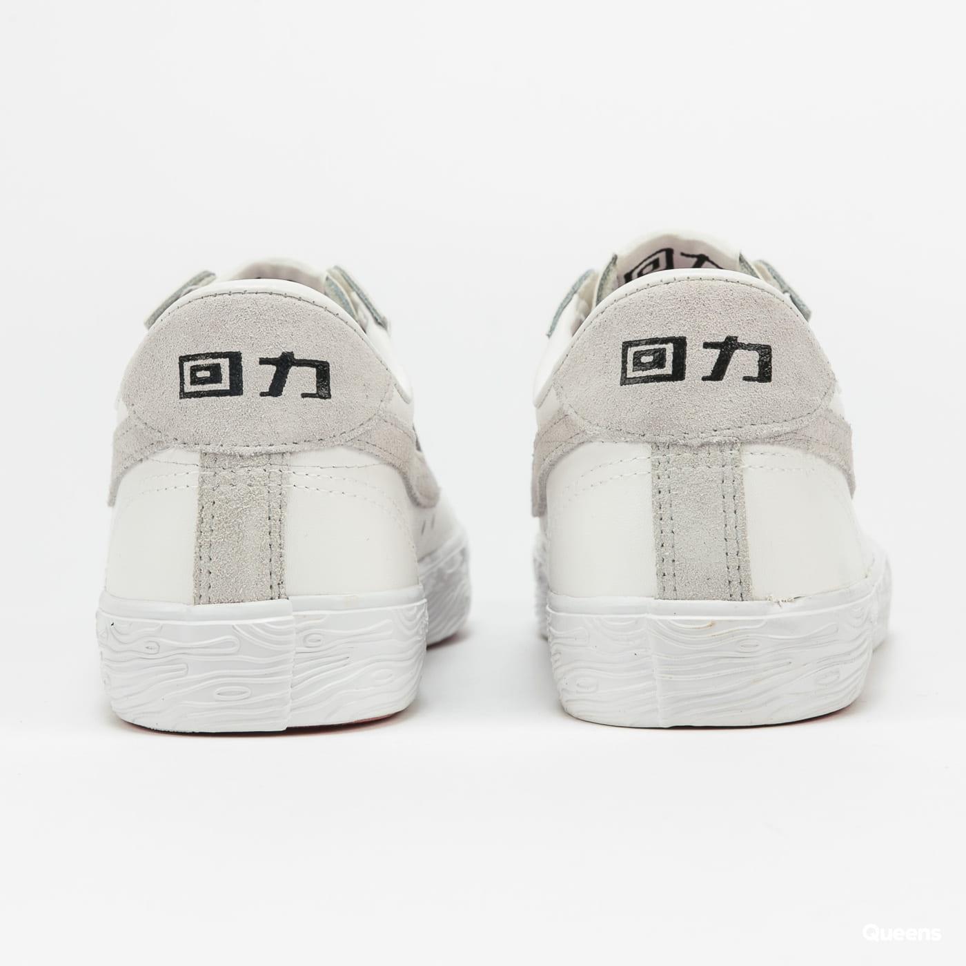 Warrior Shanghai Dime Leather white / grey