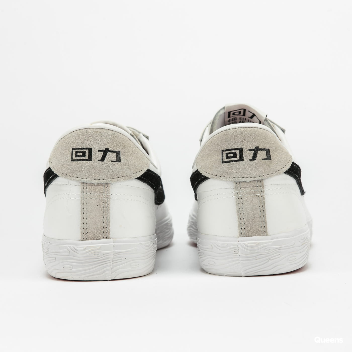 Warrior Shanghai Dime Leather white / black