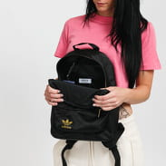 adidas Originals Nylon W Backpack černý