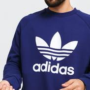 adidas Originals Trefoil Crew navy / bílá