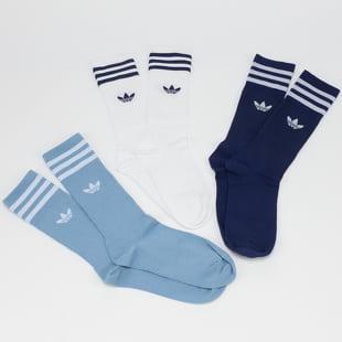 adidas Originals Solid Crew Socks 3Pack